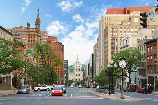 albany downtown